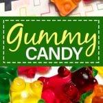 Pinterest Pin Gummy Bears