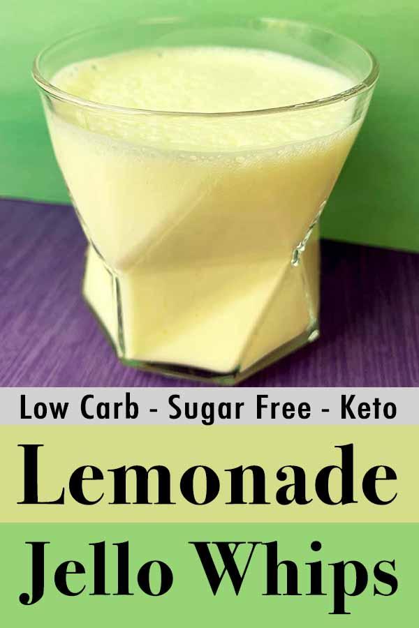 Lemonade Jell Whip Pinterest Pin