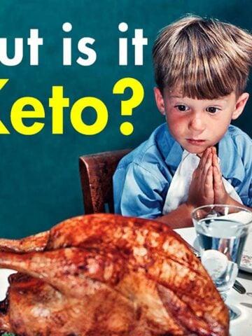 Keto Thanksgiving Survival Guide