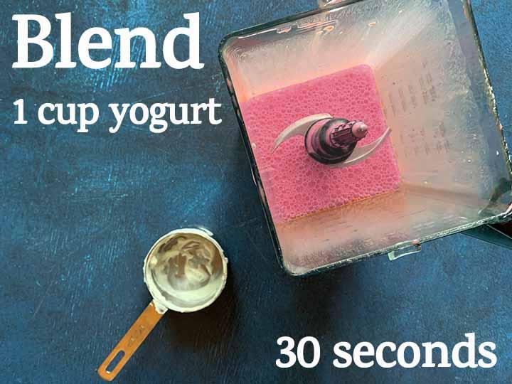 step 3 blend in blender