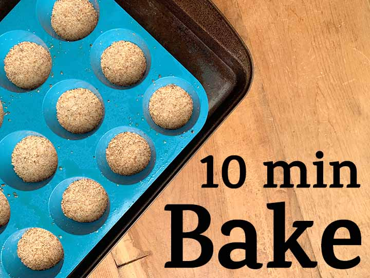 step 4 bake the crusts