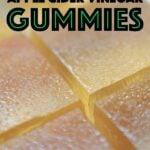 Pinterest pin for ACV Gummies
